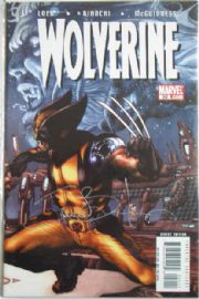 Wolverine #50 Dynamic Forces Signed Simone Bianchi COA DF Marvel comic book